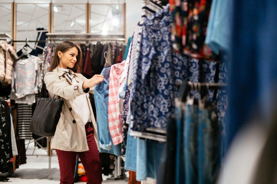 MSP Dezinfekce obchodů soblečením