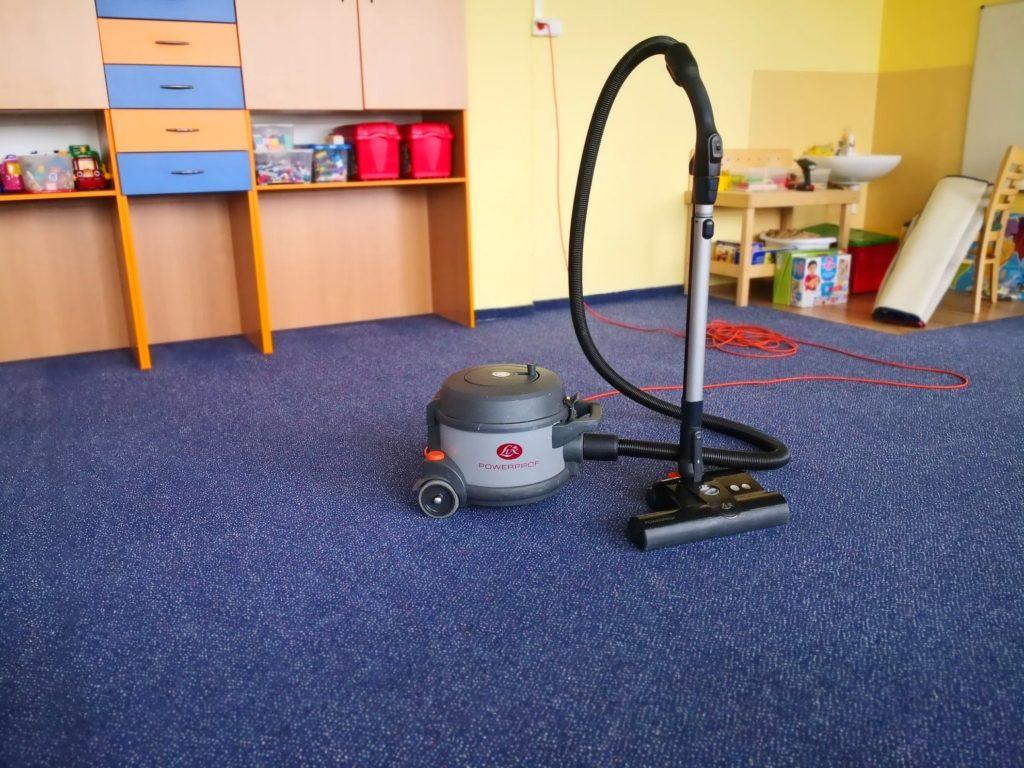 MSP Cleaning Services čistí adezinfikuje školy aškolky