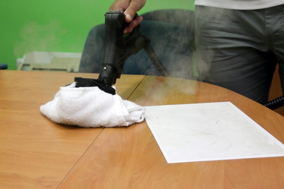 MSP čištění adezinfekce kanceláře