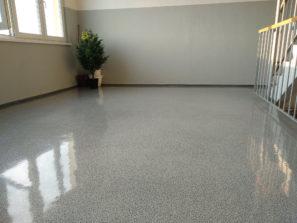 Hloubkové čištění podlah vobytných domech MSP Cleaning Services